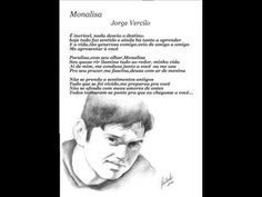 Monalisa- Jorge Vercillo