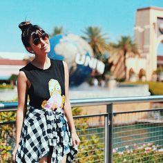 Urrul!!! Hoje é dia de Universal, meu parque preferido! Acompanhem tudo no meu snapchat blogricademarre Gabriela Sales, Orlando Usa, Disney Universal Studios, Disney World Pictures, Snapchat, Universal Pictures, Disney Outfits, Pretty Pictures, Summer Outfits