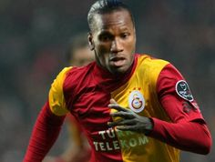Didier Drogba, player by Galatasaray and Ivory coast. Beer Brands, I Icon, One Team, Motorcycle Jacket, Hero, Football, Clothes, Conte, Plays