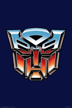 Autobots Logo | TV and Movies | Hardboards | Wall Décor | Plaquemount | Blockmount | Art #Transformers #Art #Hardboard #WallDecor #Autobots #Poster