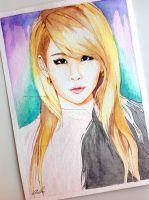 Happy Birthday Lee Chaerin by antuyetlai
