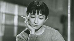apollossong:  [Tokyo Twilight] (Yasujirō Ozu小津 安二郎, 1957)