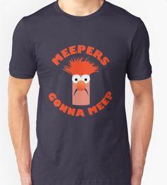 beaker the muppet shirt