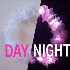 LED Flower Crown / (ANY 1 COLOR flower) Light Up Headband for Edm raves/ music festivals/ Edc /Coachella from HippyHeadBandz on Etsy. Rave Music, Rave Festival, Festival Camping, Flower Lights, Rave Outfits, Party Outfits, Living At Home, Festival Outfits, Festival Fashion