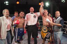 Am gestrigen Abend verteidigte die derzeitige deutsche #1 im Weltergewicht Rico Müller seinen IBO Intercontinental Titel gegen den Filipino Rey Labao