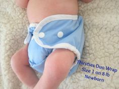 Thirsties Duo Wraps - an easy and economical option for cloth diapering!