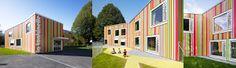 Guardería en Monthey / Nursery Monthey - Archkids. Arquitectura para niños. Architecture for kids. Architecture for children.