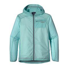 Patagonia Men\'s Houdini\u00AE Jacket - Polar Blue PLRB-050 Size L