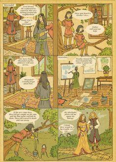 Comics 1 by Hemhet