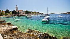 """Découvrez l'île de Havr et sa """"capitale"""", Hvar grad. Croatie #travel"""