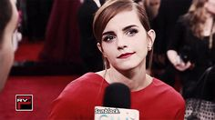 number 1 advice to girls that look up to you: Emma Watson style