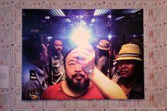 Illumination, Ai Weiwei - NGV, Melbourne