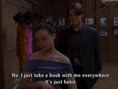 Take a book with you everywhere, and Jared Padalecki will follow :)