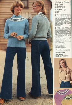 Gaze Into the Polyester Soul of the '70s, Via the Fall/Winter 1977 JC Penney Catalog