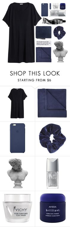 """""""SIBLINGS TAG ɞ"""" by expresng ❤ liked on Polyvore featuring H&M, JCPenney Home, Ela, Miss Selfridge, Visionnaire, Aesop, Christian Dior, Vichy and Aveda"""