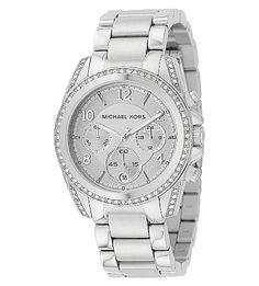 MICHAEL KORS MK5165 Blair silver-plated watch (Silver