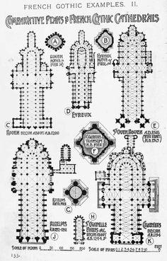 Plan St Sernin Toulouse France Architecture Design