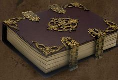 From Brahm's Bookworks: Faerie Moon Renaissance Book of Shadows