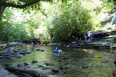 Deep Creek Tubing