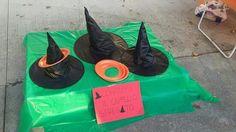 Festa di Halloween 2015 Acchiappa il cappello!