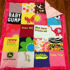 Baby clothes baby blanket...