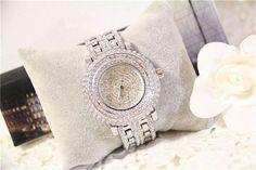 Crystal Bracelet Watch Female Analog Watches