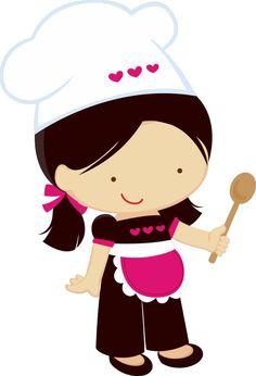 cute chef clipart - Google Search