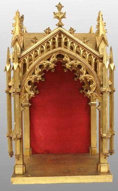 gothic altar
