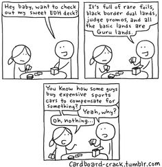 Magic: The Gathering funny things