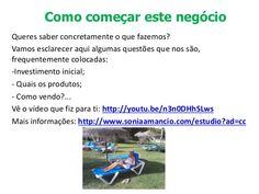 Como começar este negócio http://www.slideshare.net/sonia76amancio/como-comear-este-negcio