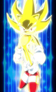 Super Sonic! Sonic X