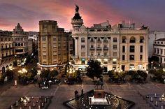 Plaza de las Tendillas de Cordoba, Andalucia, Spain
