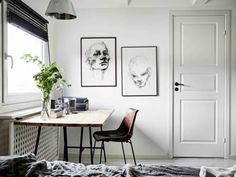 Inside A Minimally Sophisticated Swedish Home - UltraLinx