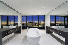 Luxury real estate in Melbourne Australia - A World Class Luxurious St Kilda Road Penthouse - JamesEdition