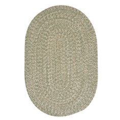 Colonial Mills Tremont Palm Area Rug Rug Size: Oval 10' x 13'