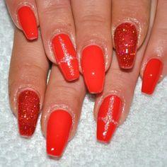 .@nailsbyeffi | #nails #naglar #nailswag #nailglitter #nailart #nailswag #nailclub #gelenagla... | Webstagram