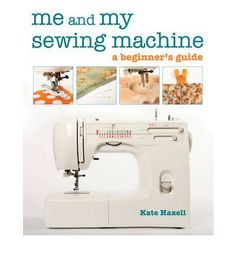 This book has everything a beginner needs, plus it's an essential reference guide for even the most experienced sewers. Learn how to make different kinds of seams, hems, fasteners and bindings, as well as when and why to use each kind. Find your perfect signature style with fanciful finishing techniques like ruffles, pleats, ribbons and appliqué. #SewingBooks