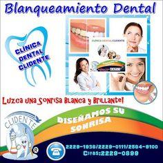 Blanqueamiento Dental! Dentista El Salvador