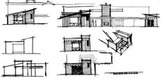 Architecture + Process: sketching | moss yaw design studio