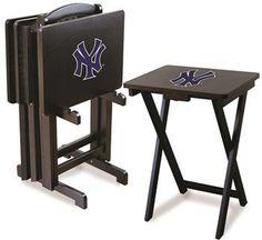 New York Yankees TV Trays