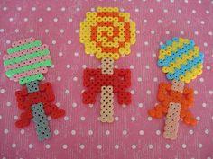 cupcake cutie: Hama bead projects