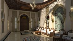 NUZUL GROUP Interior Design Is A Leading And Construction Company Based In Bahrain