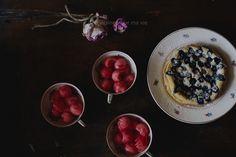 Blueberry Clafoutis | Une Vitrine Pour Ma Vie