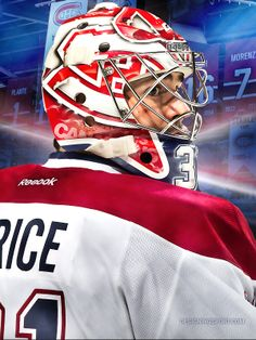 a75ed3c9b Carey price goaltender of the Montreal Canadiens and 2014 gold medal  winning Canadian hockey team