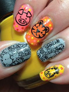 Canadian Nail Fanatic #nail #nails #nailart