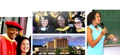 Photo montage of CSULA School of Social Work