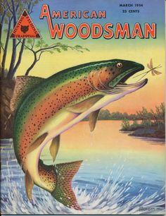 1954 American Woodsman