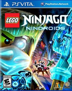 LEGO Ninjago Nindroids  PlayStation Vita -- Read more reviews of the product by visiting the link on the image.Note:It is affiliate link to Amazon.