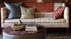 Room Anatomy 101: How to Design a Beautiful Room: A Patterned Mix