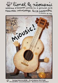 Les Chats Pelés Pochette Album, Music Instruments, Guitar, Kitty Cats, Guitars, Musical Instruments